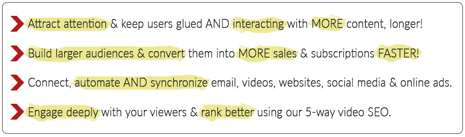 Interactive Presentations Attract Attention, Interact More, Build Larger Audiences and Rank Better